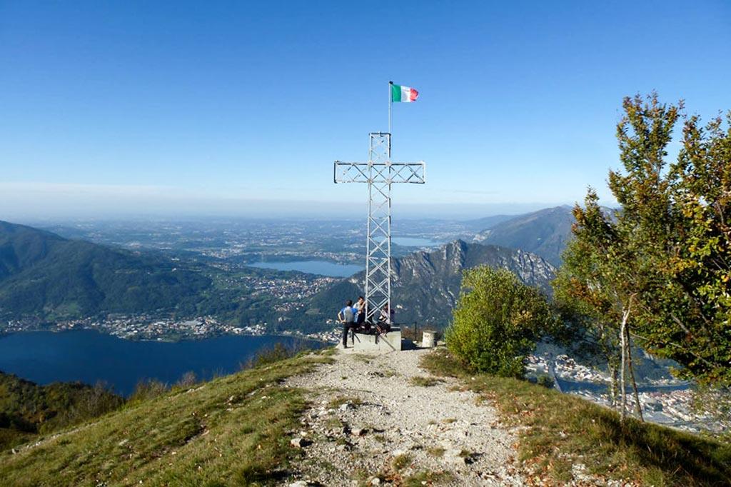 Escursione al Monte Magnodeno