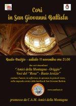 Serata per il 60° in Basilica San Giovanni