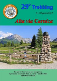 Trekking in Carnia