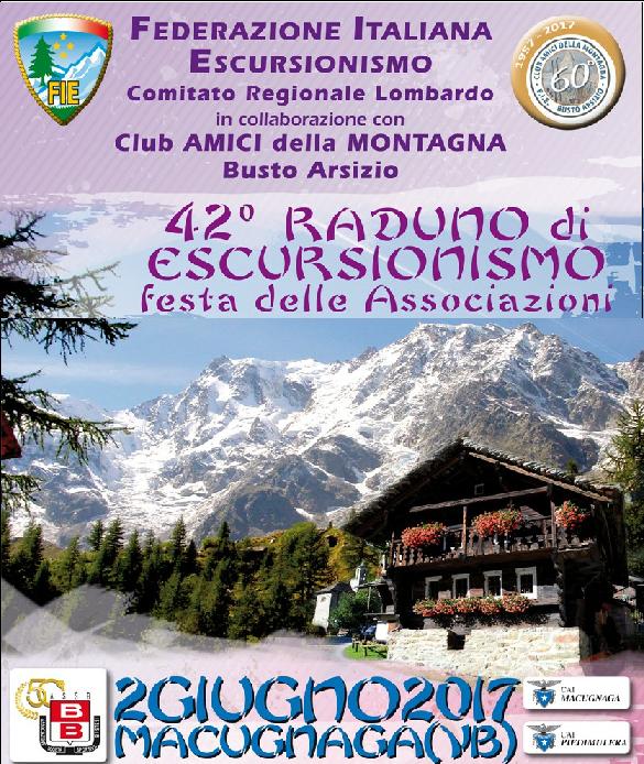 42° Raduno di Escursionismo