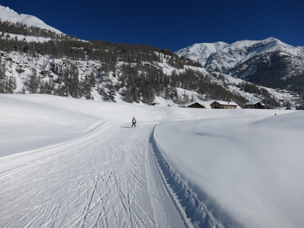 Uscita sci nordico