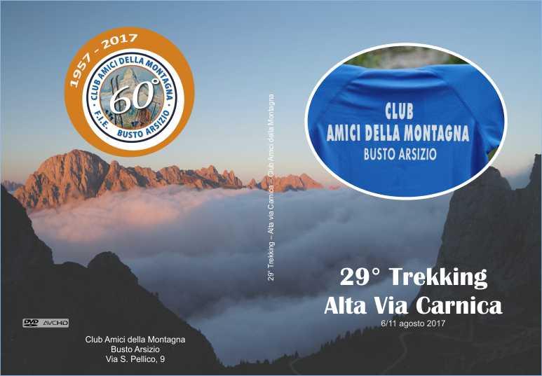 Proiezione Trekking e Premizione Festa di Primavera