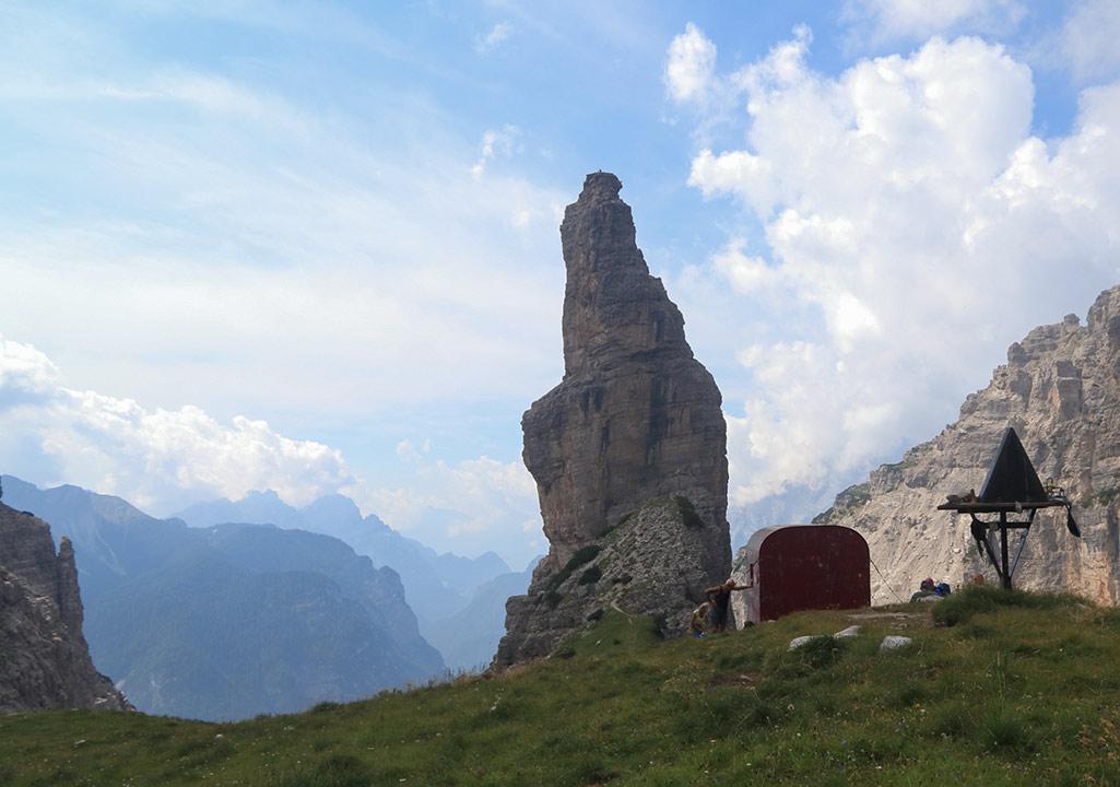 Proiezione Trekking Dolomiti Friulane