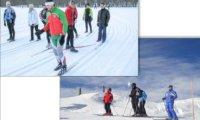 Ultima giornata scuole sci